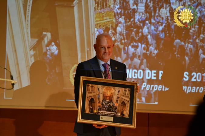 Cofradía Borriquilla Granada: PRESENTACIÓN DEL CARTEL 2017