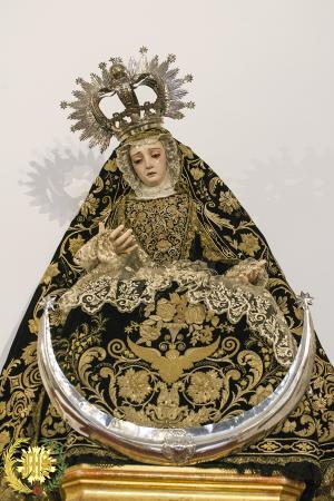 Cofradía Borriquilla Granada: SOLEMNE FUNCIÓN DE REAPERTURA DE LA IGLESIA PARROQUIAL DE SAN ANDRÉS APÓSTOL
