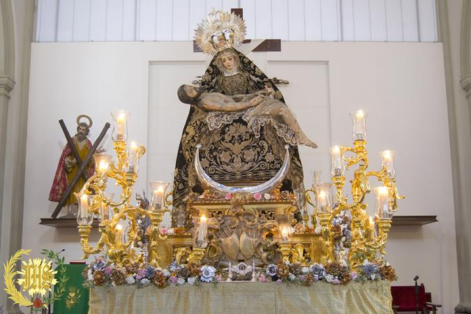 Cofradía Borriquilla Granada: PARTICIPACIÓN EN EL VII CONGRESO NACIONAL DE HERMANDADES DE LAS ANGUSTIAS